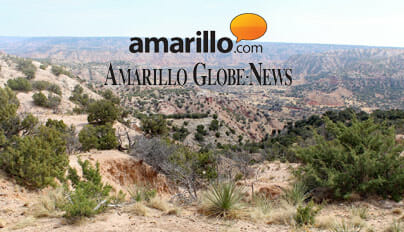 Amarillo Globe: Cabins on the rim of Palo Duro Canyon offer relaxing escape